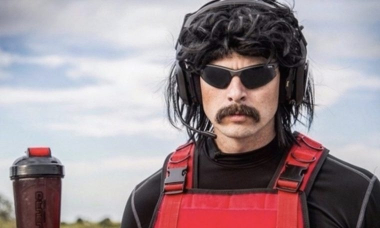 "Dr Disrespect says he ""still has no idea"" why he was permabanned from Twitch • Eurogamer.net"
