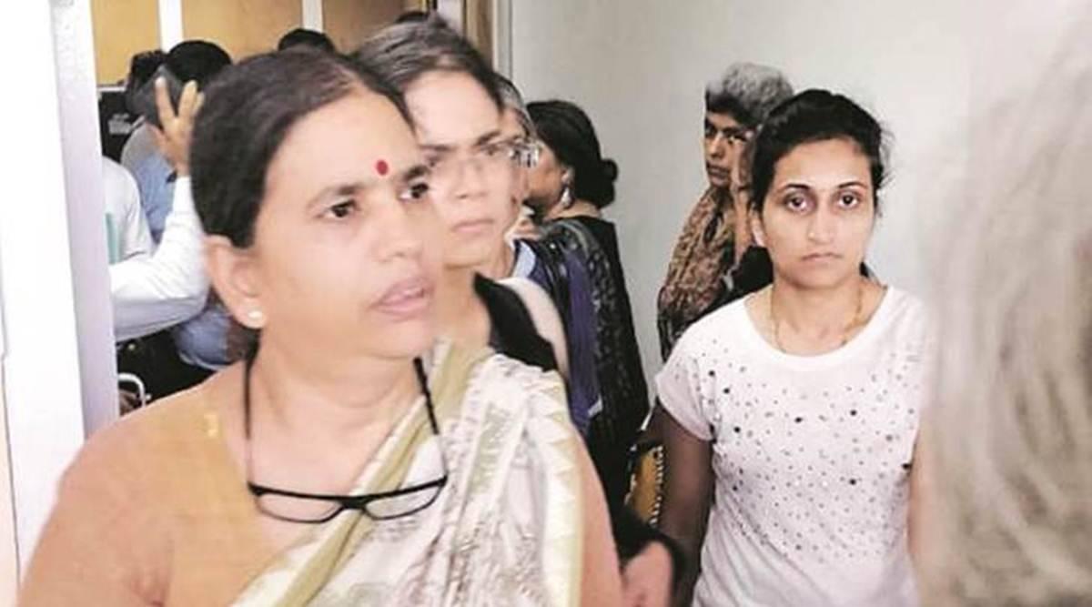 Sudha Bharadwaj bail plea rejected, Bombay HC reject Sudha BHaradwaj bail plea, Sudha Bharadwaj health, Elgaar Parishad case, Bhima Koregaon case, SUdha Bharadwaj byculla jail, Mumbai coronavirus,