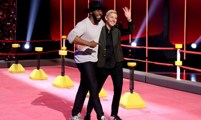 'Ellen DeGeneres Show' DJ tWitch breaks silence on show allegations
