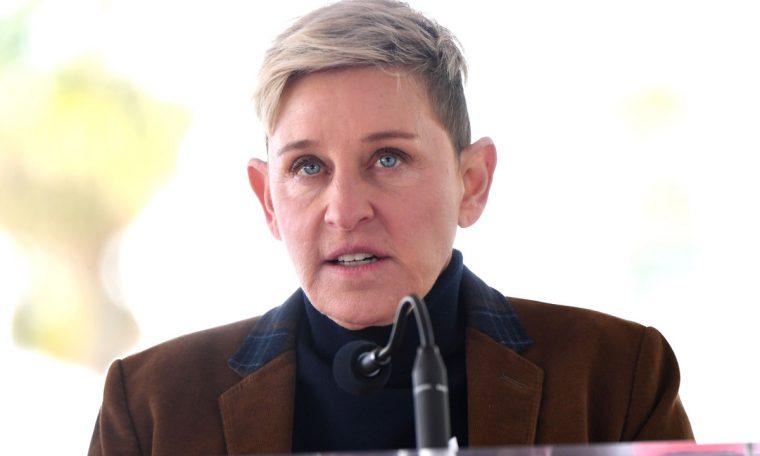 Ellen DeGeneres has no clue where no-eye-contact rule began