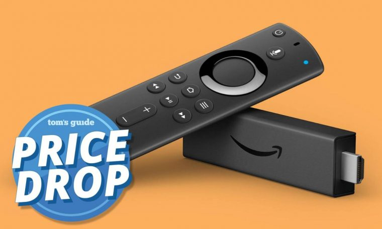 Forget Amazon Prime Day: The Fire TV Stick 4K is just $34 right now