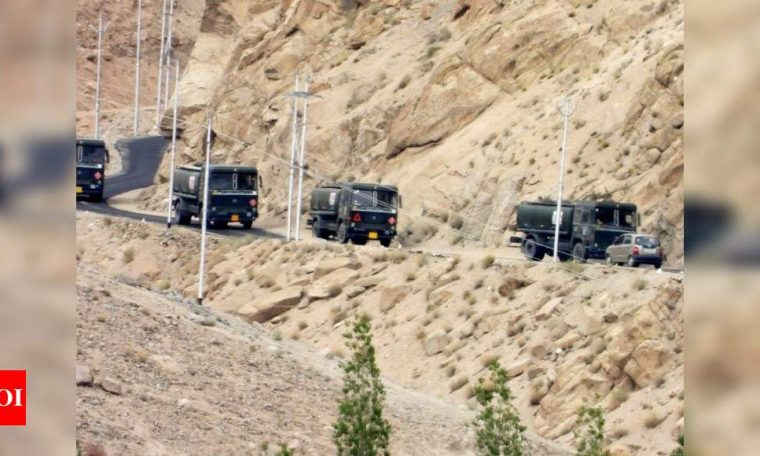 Complete disengagement requires re-deployment of troops by each side towards their regular posts on LAC in Ladakh: MEA on India-China border row | India News