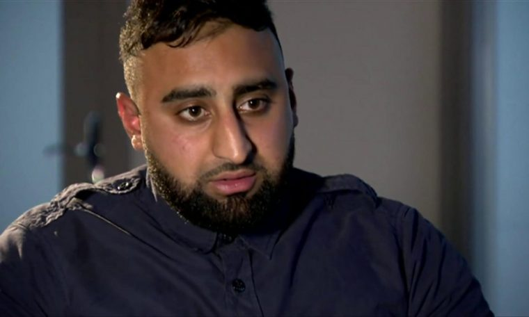 Halifax 'choke' video arrest man Hassan Ahmed feared for life