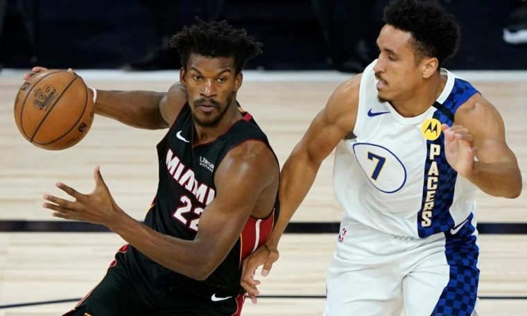 Heat-Pacers score, takeaways: Miami completes sweep of Indiana to advance to second round of NBA playoffs