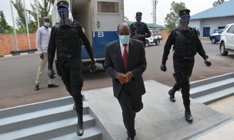 'Hotel Rwanda' film hero Paul Rusesabagina arrested