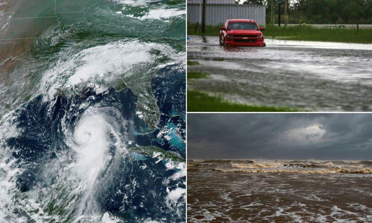 Hurricane Laura makes landfall in southwestern Louisiana near Texas | US News