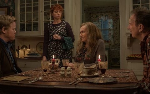 I'm Thinking of Ending Things trailer: Charlie Kaufman made Meet the Parents horror