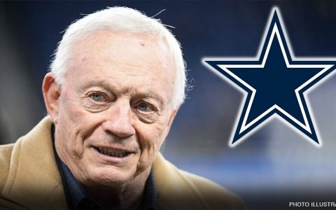 Jerry Jones: Cowboys will play in front of fans, show 'grace' on national anthem issue