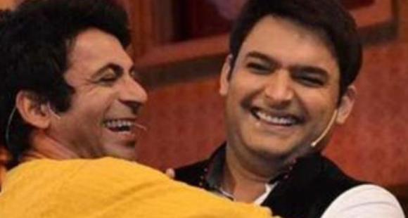 Kapil Sharma has the sweetest birthday wish for his 'Paji' Sunil Grover: Stay happy & healthy always