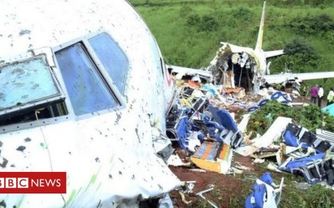 Kerala plane crash: 'Black boxes' from Air India jet found
