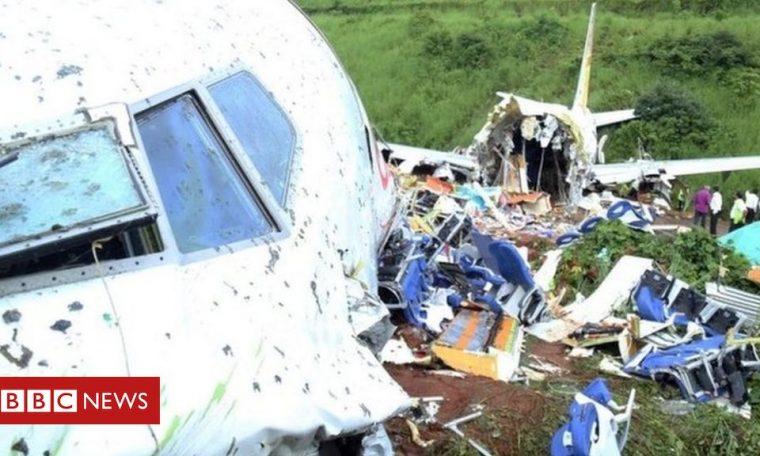Kerala plane crash: 'Black boxes' from Air India jet found