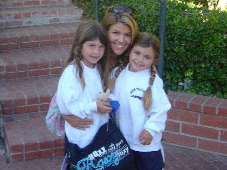 Lori Loughlin Family Photos