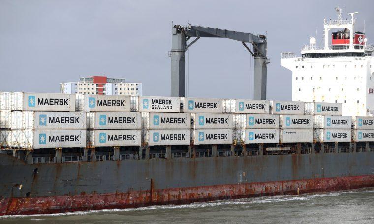 Maersk earnings Q2 2020