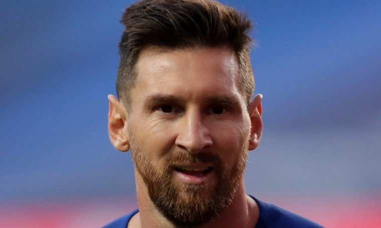 Man City 'to pay Lionel Messi record £450m over five years with £225m BONUS as dad Jorge prepares to meet Barcelona'
