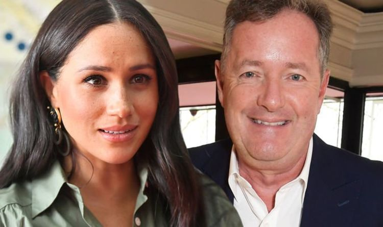 Meghan Markle fans furious with 'ridiculous' Piers Morgan for attack on Duchess of Sussex | Royal | News