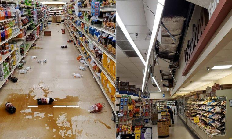 North Carolina earthquake with 5.1-magnitude strikes north of Charlotte at Virginia border