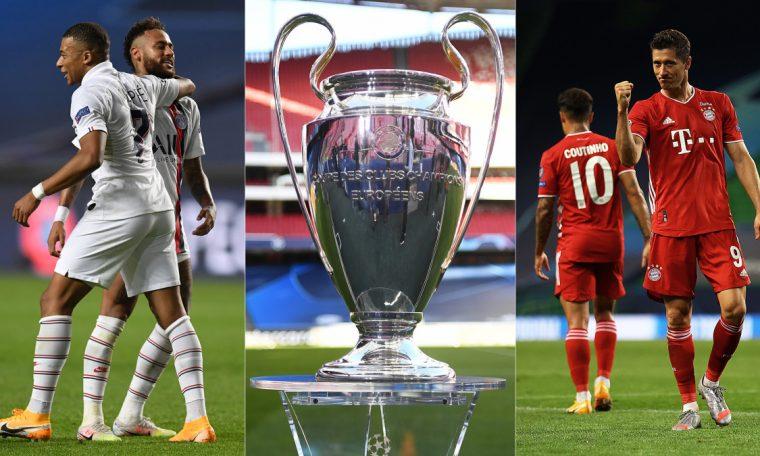 PSG vs Bayern Munich stream: Champions League final online, lineups