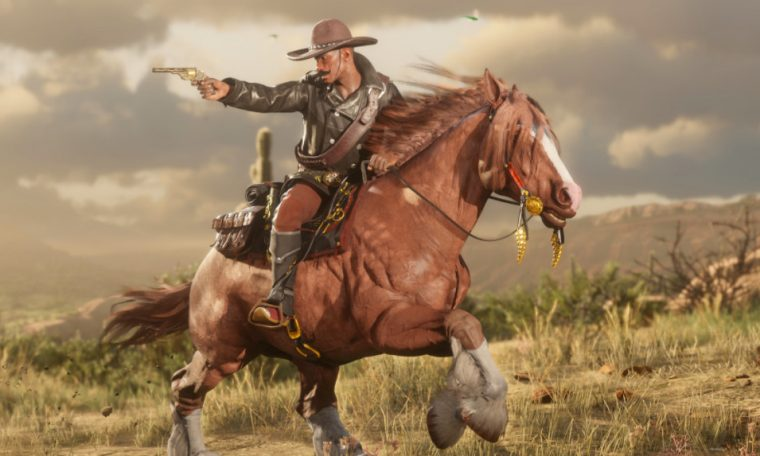 Red Dead Online is so broken right now, you can't even shoot