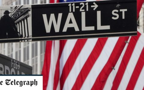 S&P 500 nears record high on stimulus hopes – live updates
