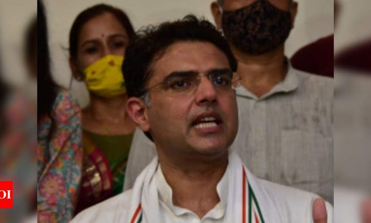 Sachin Pilot: Congress leadership to decide who will work in govt or party organisation | India News