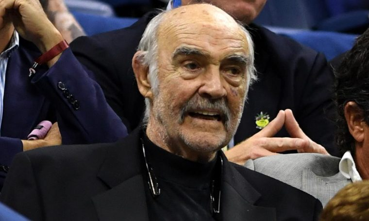 Sean Connery turns 90. Yes, you read that correctly