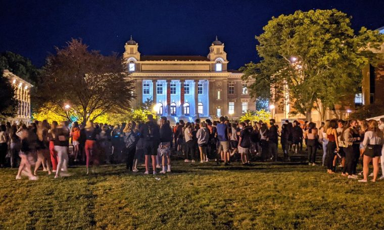 Syracuse University students suspended after party over Covid-19 fears