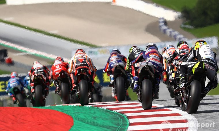 """Terrifying"" crash shows MotoGP riders too aggressive"