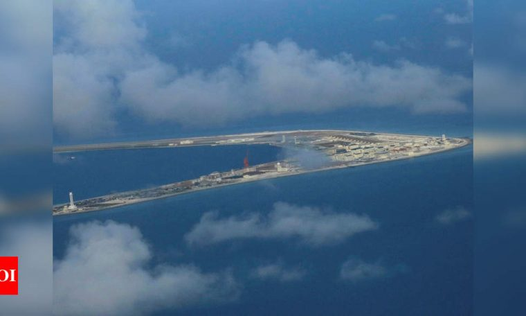 US targets Chinese individuals, firms amid South China Sea dispute