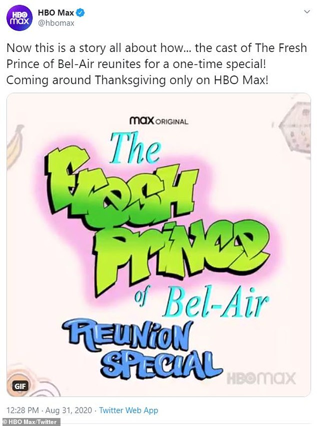 Teaser: Marcus Raboy will direct the unscripted special about the fish-out-of-water NBC sitcom, which aired for six seasons spanning 1990-1996, is scheduled to tape on September 10