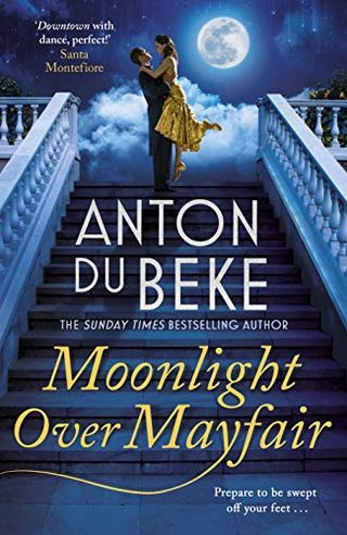 Moonfair over Myfire by Anton du Beck