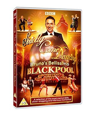 Strictly Come Dance - Bruno's Beautiful Blackpool [DVD] [2018]