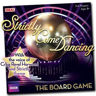 Strictly Dance: Board Games