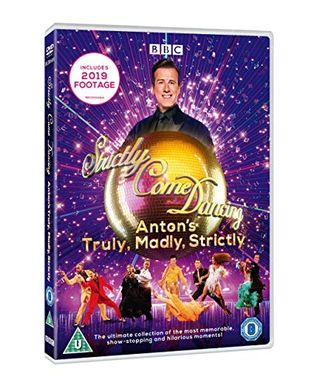 Strictly Come Dance: Anton's really weak [DVD] [2019]