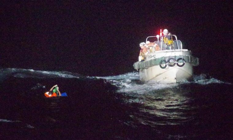 Typhoon Mayesak: Japan's coast guard searches ship carrying 43 sailors and 5,800 cows