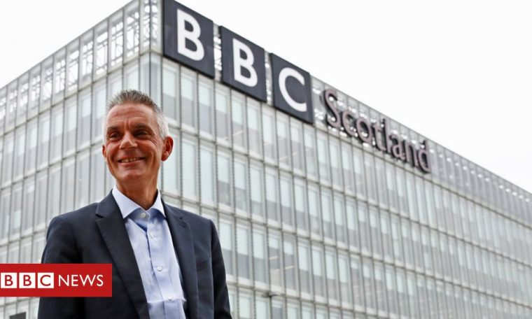 The BBC's new director general Tim Dewey is opposed to changing the subscription
