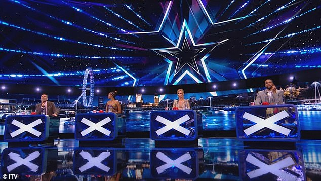 Coming Soon: Britain's Got Talent returns with the first semifinal on ITV on Saturday at 8pm