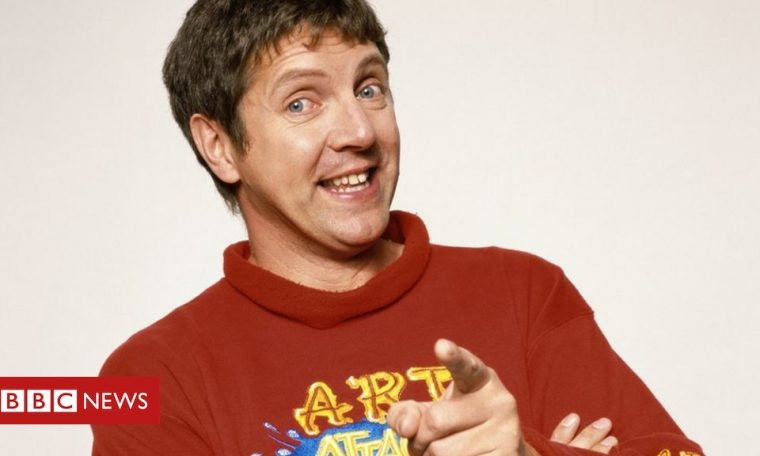 Neil Buchanan: Former Art Attack host denies Banks rumors