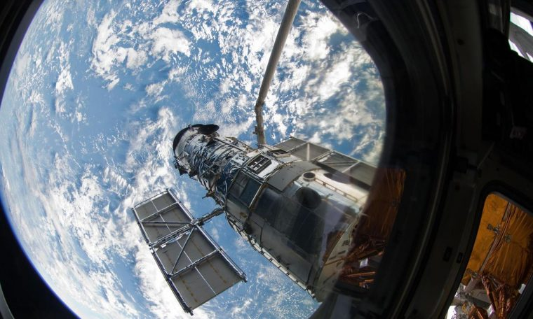 None of us is perfect, not even the Venerable Hubble Space Telescope: NPR