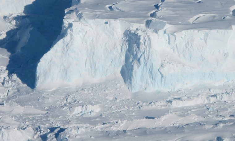 Scientists have severely damaged two large Antarctic glaciers in satellite imagery