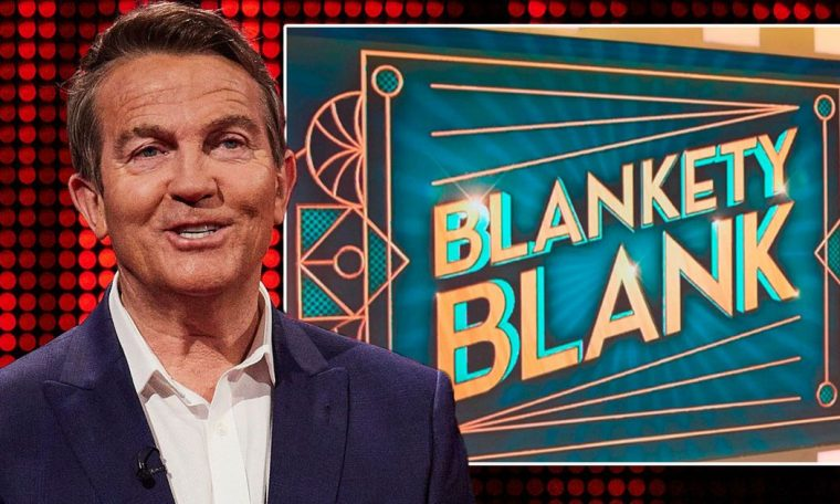Blanketti is making a great comeback with The Chase star Bradley Walsh as an empty host.