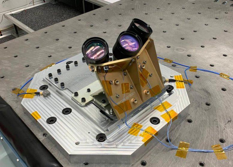 NASA Navigation Doppler Ledger Device
