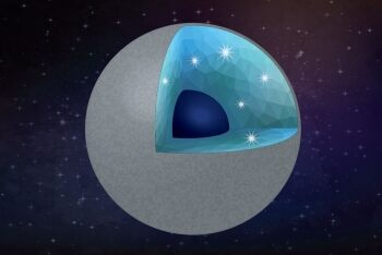Researchers suggest that deep-screen curtains may be made of planetary diamonds