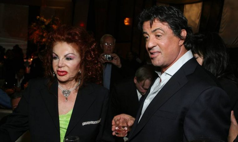 Sylvester Stallone's mother, Jackie Stallone, has died at the age of 98