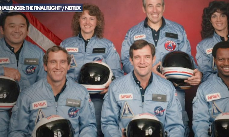 'Challenger: Final Flight' sheds light on missing astronauts, their families