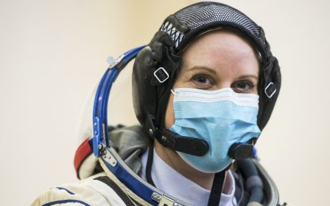 NASA astronauts to vote from space: NPR