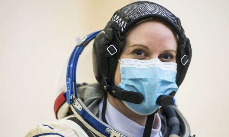 NASA Is Shooting Skincare Ads in Space