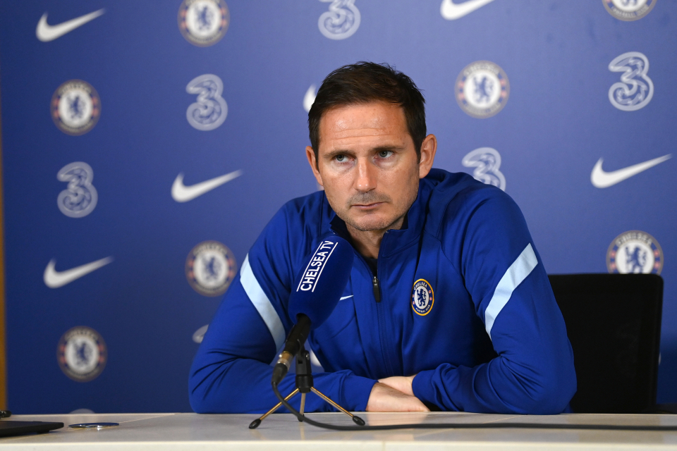 Lampard has spent more than 20 220 million over the summer and will name a strong team against the Spurs.