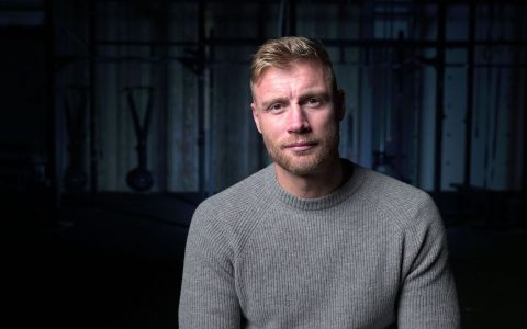 Freddie Flintoff: Living With Bulimia. Pic: BBC/South Shore/ Lorian Reed-Drake