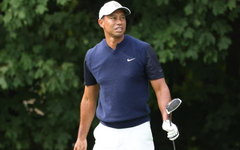 2020 US Open Leaderboard: Live Coverage, Golf Score, Tiger Woods Scores Round 2 at Winged Foot Today