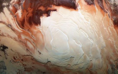 Ancient underground lakes discovered on Mars